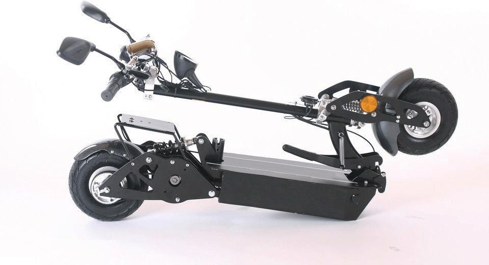 Didi Thurau Edition Elektro-City-Roller Safety ...