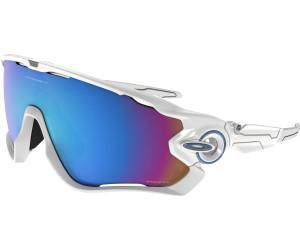 e98f53bfbf Oakley Jawbreaker OO9290-2131 (polished white/prizm snow sapphire ...