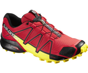 Salomon Speedcross 4 redblackyellow ab 99,41