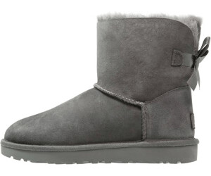 1722183c00 Buy UGG Mini Bailey Bow II grey from £90.00 – Best Deals on idealo.co.uk