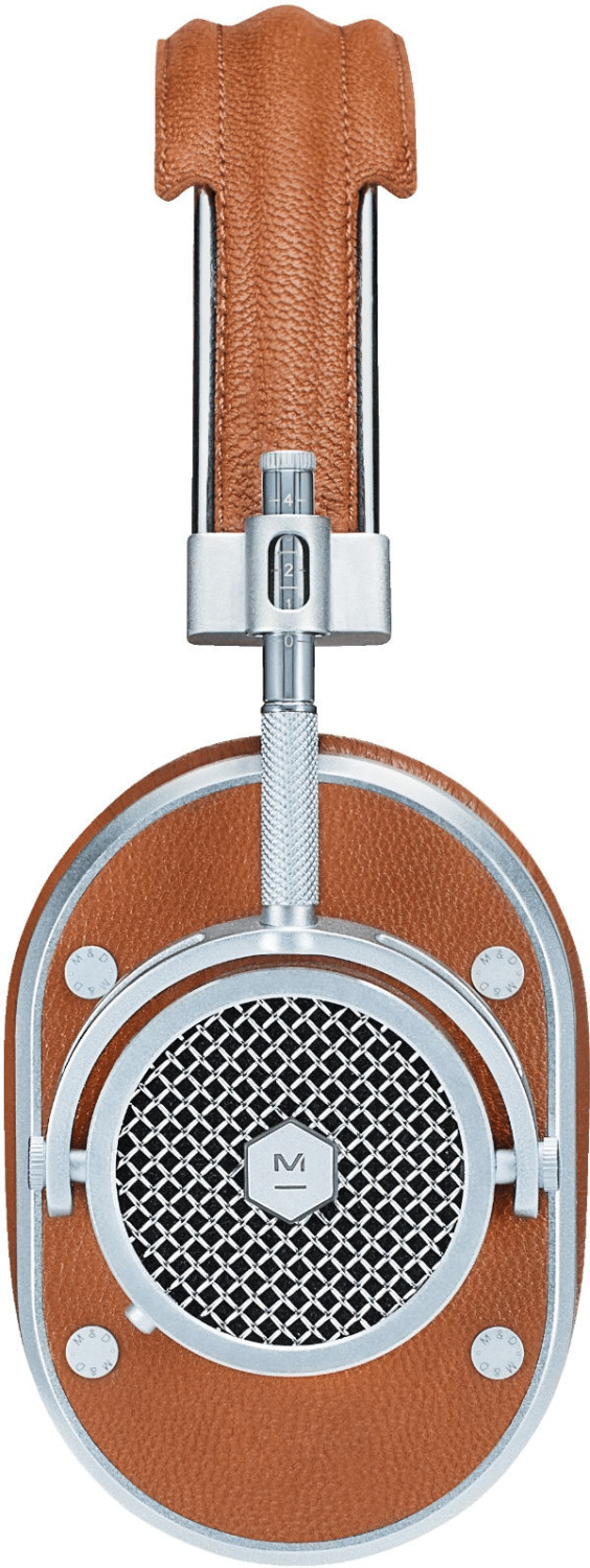 Image of Master & Dynamic MH40 Silver/Brown