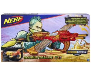 Hasbro NERF B5367EU4 Doomlands Double-dealer Spielzeugblaster günstig kaufen
