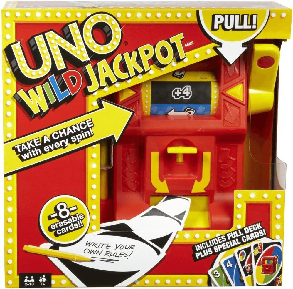 Mattel UNO Wild Jackpot (DNG26)