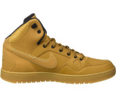 28a23e8eaa880c Nike Son of Force Mid Winter Boot wheat black gum light brown
