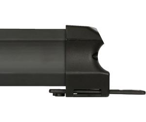 auf Spule und am St/ück erh/ältlich stark und robust Stahlkette mit schwarzem Japanlack beschichtet