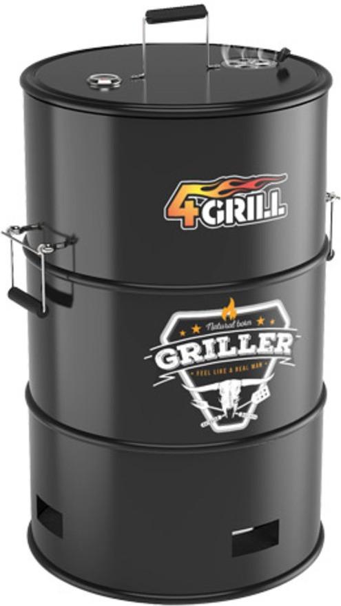 Batavia 4Grill BBQ Grillfass