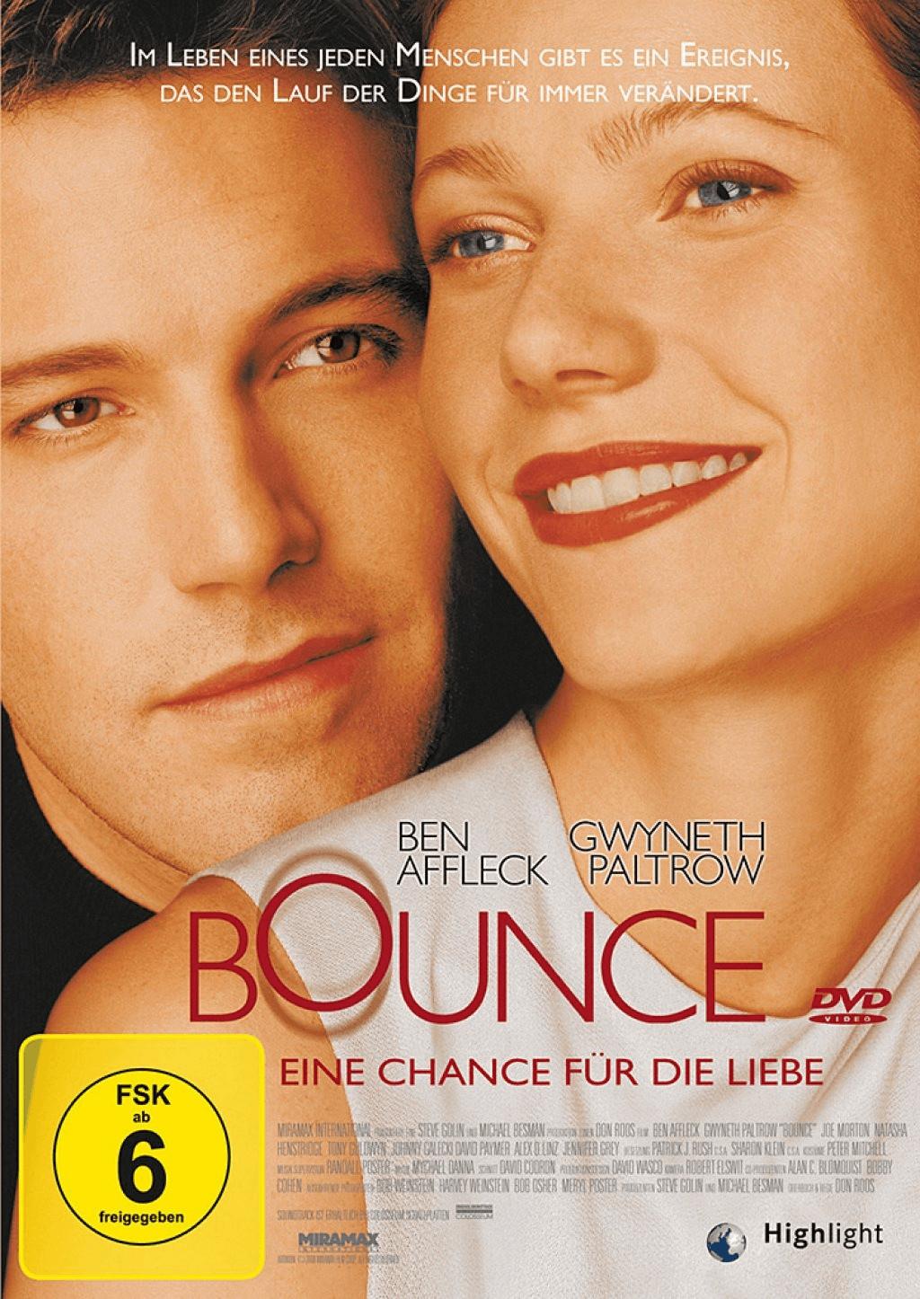 Bounce - Eine Chance für die Liebe [DVD]