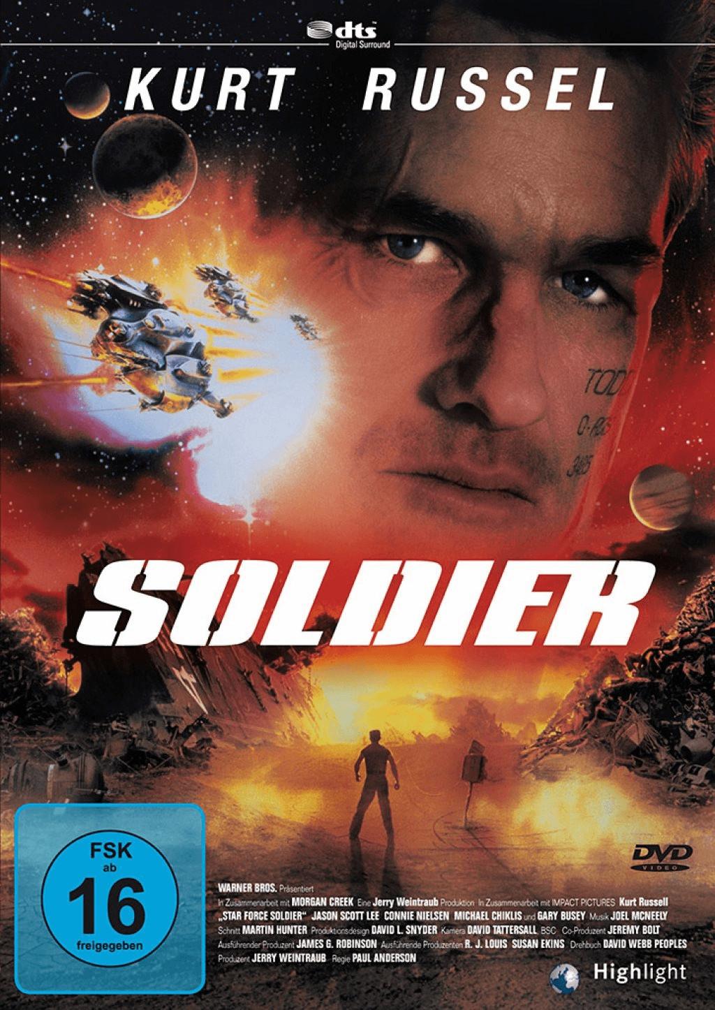 Soldier [DVD]