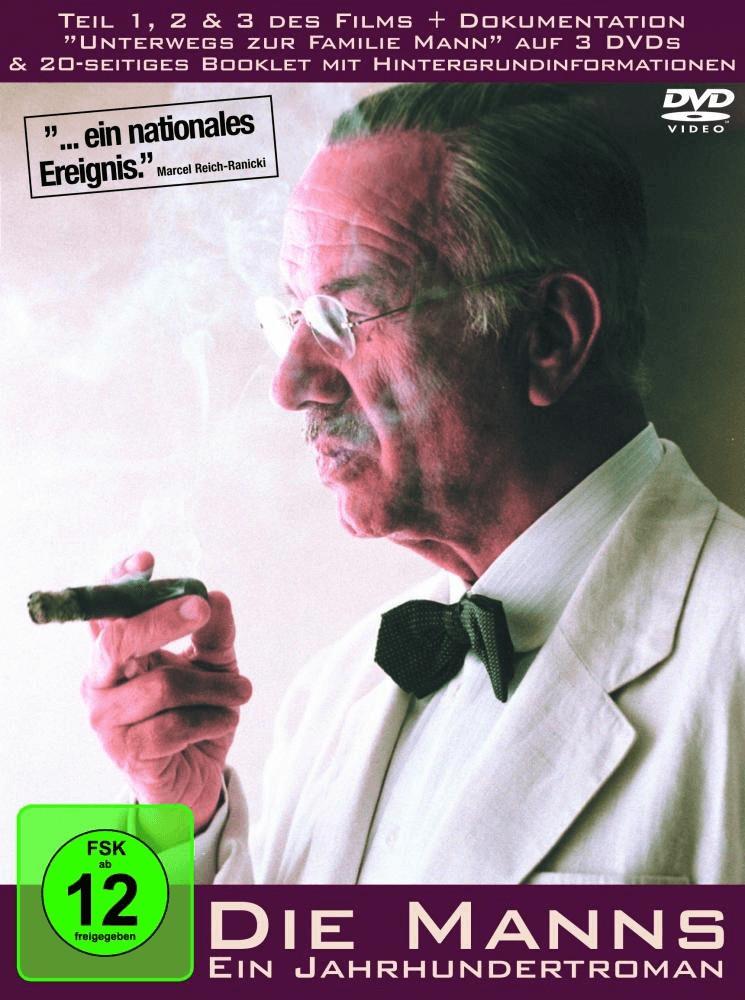 Die Manns - Ein Jahrhundertroman (Geschenkbox) [3 DVDs]