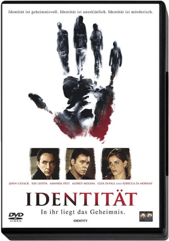 Identität [DVD]