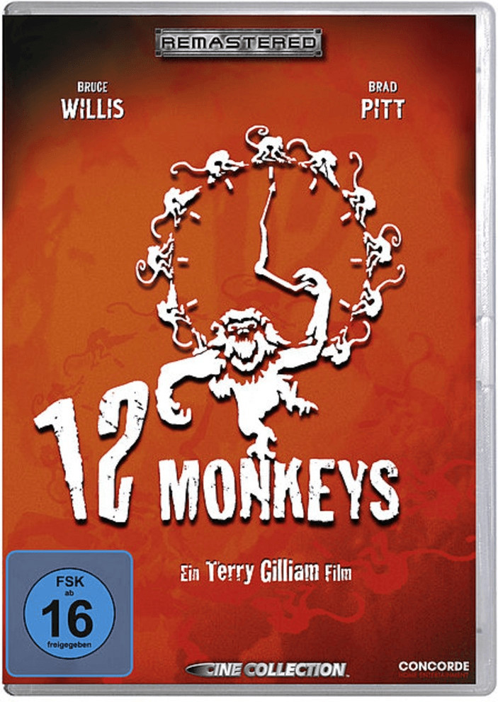 12 Monkeys [DVD]