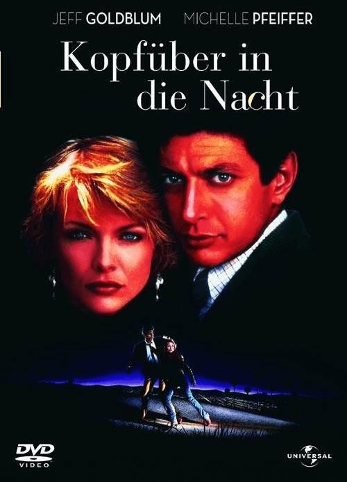 Kopfüber in die Nacht [DVD]