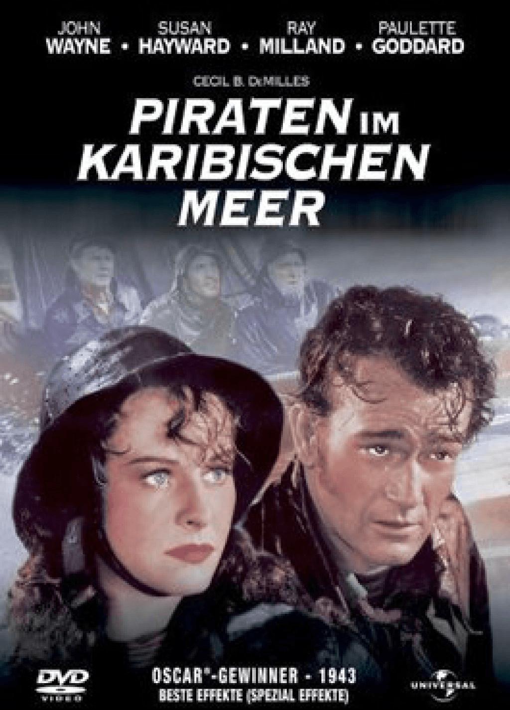 Piraten im Karibischen Meer [DVD]