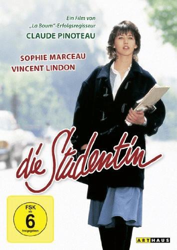 Die Studentin [DVD]
