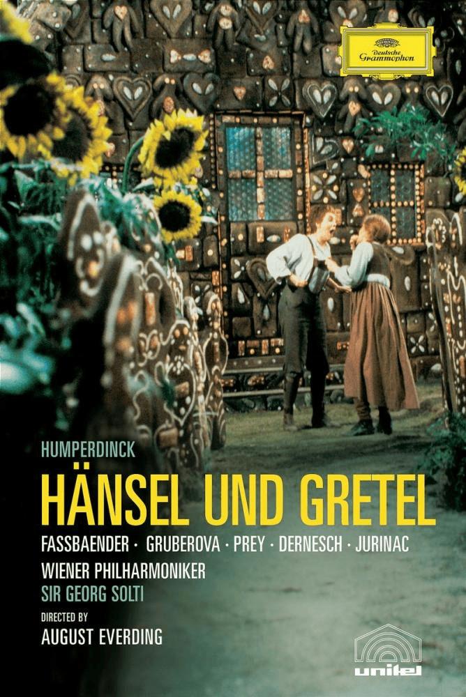 Humperdinck, Engelbert - Hänsel und Gretel [DVD]