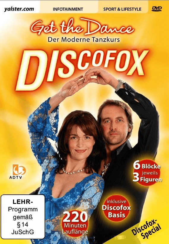 Get the Dance - Discofox [DVD]