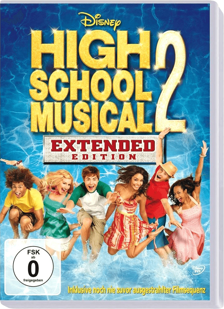 High School Musical 2 [DVD]