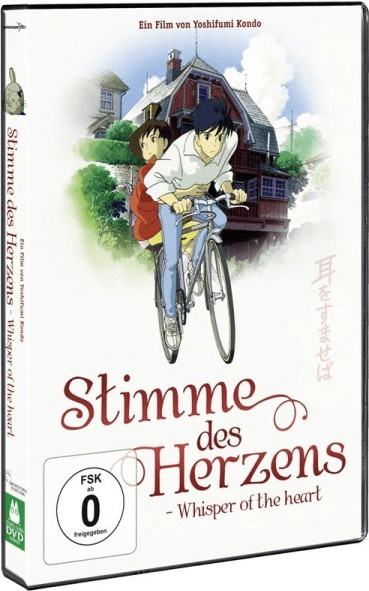 Stimme des Herzens - Whisper of the Heart [DVD]