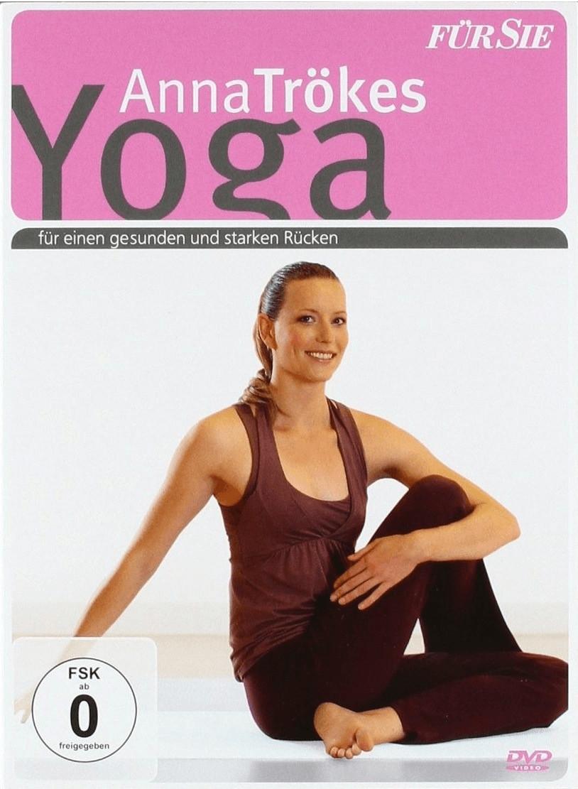 Yoga für einen gesunden und starken Rücken [DVD]