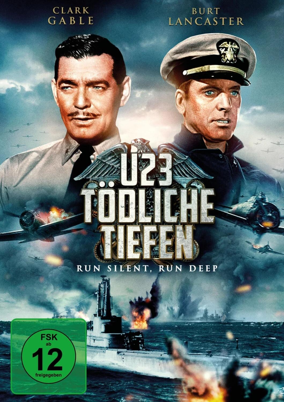 U 23 - Tödliche Tiefen [DVD]
