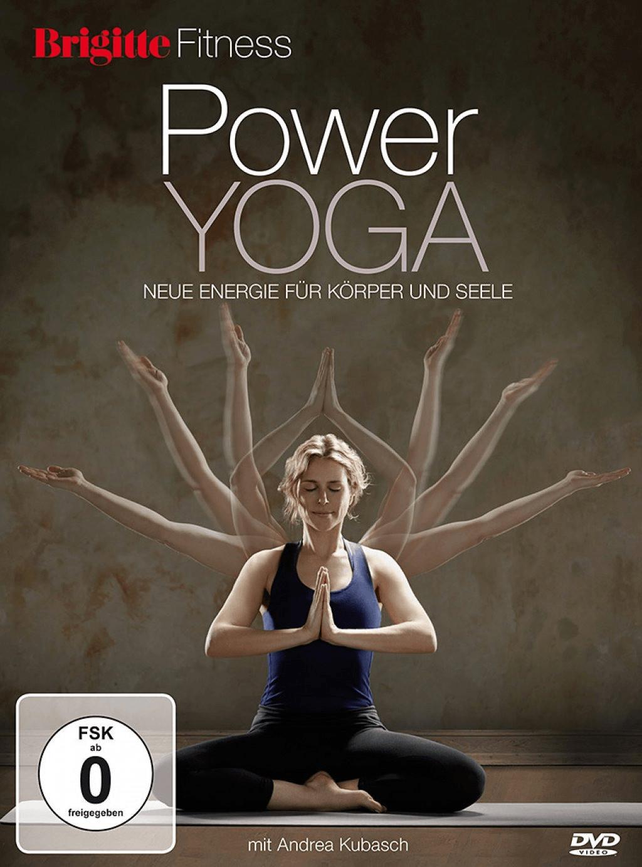 Brigitte Fitness - Power Yoga: Neue Energie für Körper und Seele [DVD]