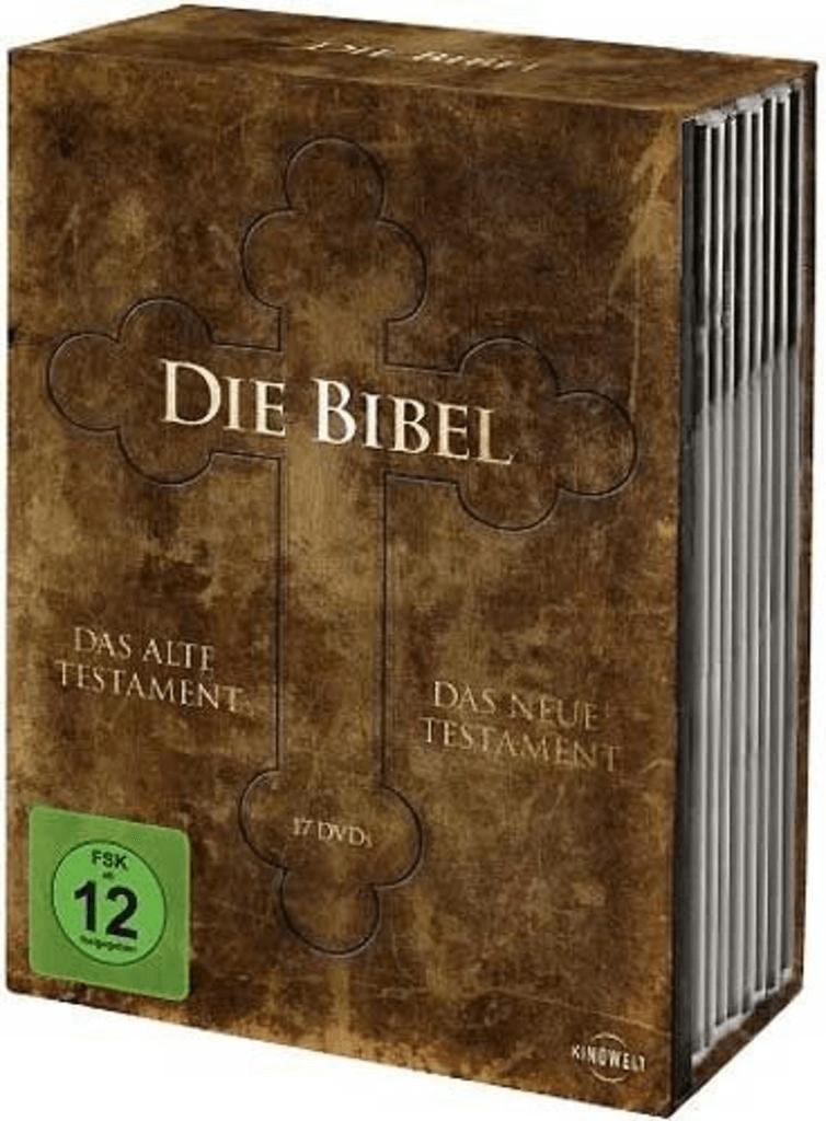 Die Bibel - Gesamtedition (Das Alte Testament / Das Neue Testament) [17 DVDs]