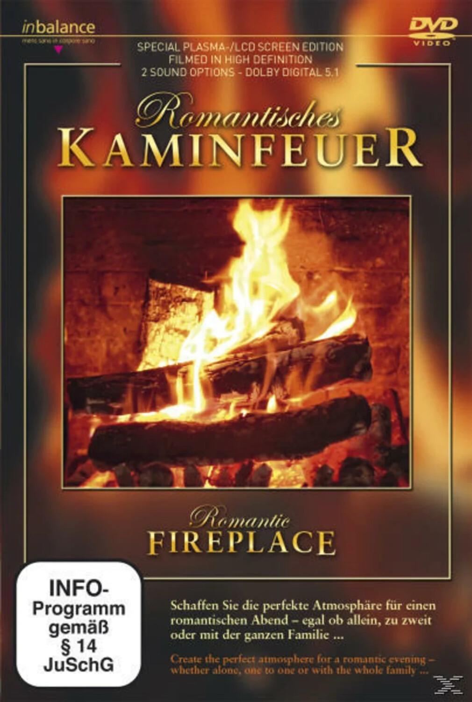 Romantisches Kaminfeuer [DVD]