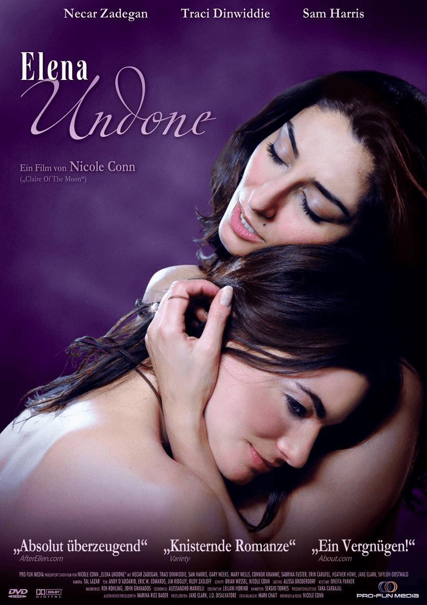 Elena Undone (OmU) [DVD]