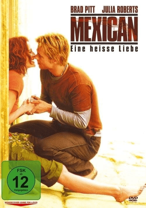 The Mexican [DVD]