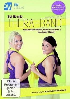 Sei fit mit Thera-Band - Entspannter Nacken, lockere Schultern & ein starker Rücken (Inklusive original 2,50 Meter Thera