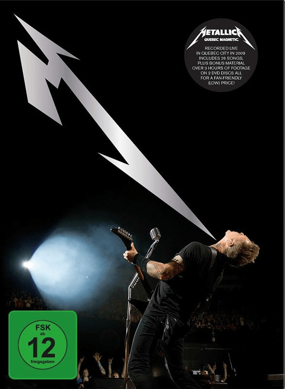 Metallica - Quebec Magnetic [2 DVDs]