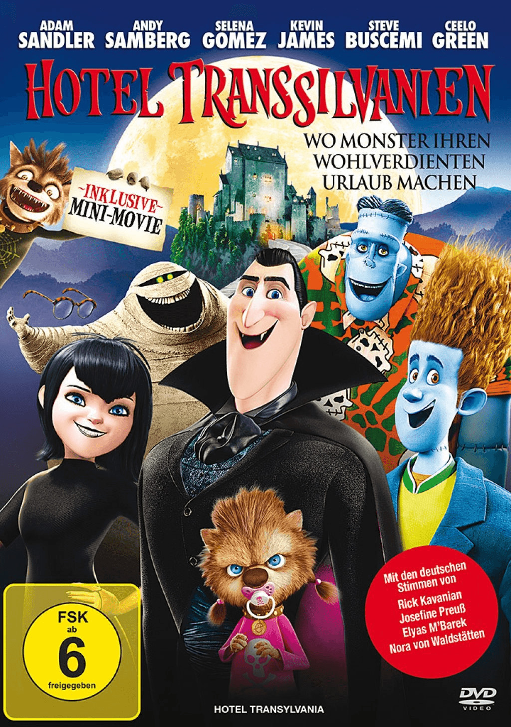 Hotel Transsilvanien [DVD]