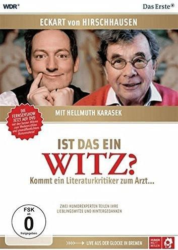 Eckart von Hirschhausen mit Hellmuth Karasek - ...