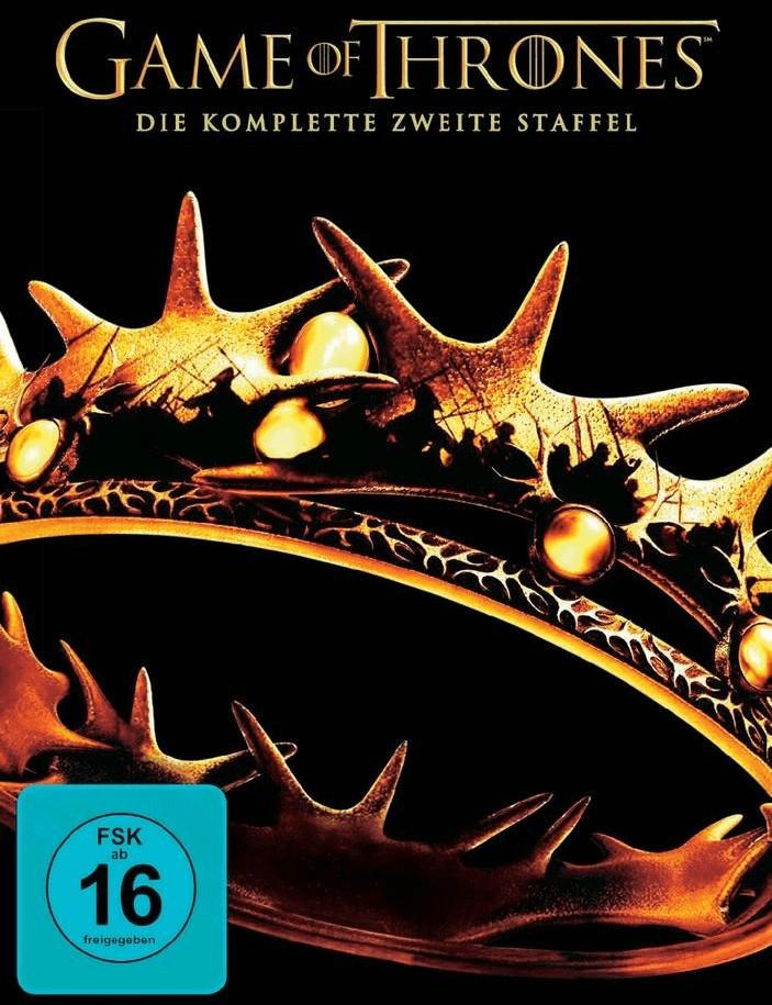 Game of Thrones - Die komplette zweite Staffel ...