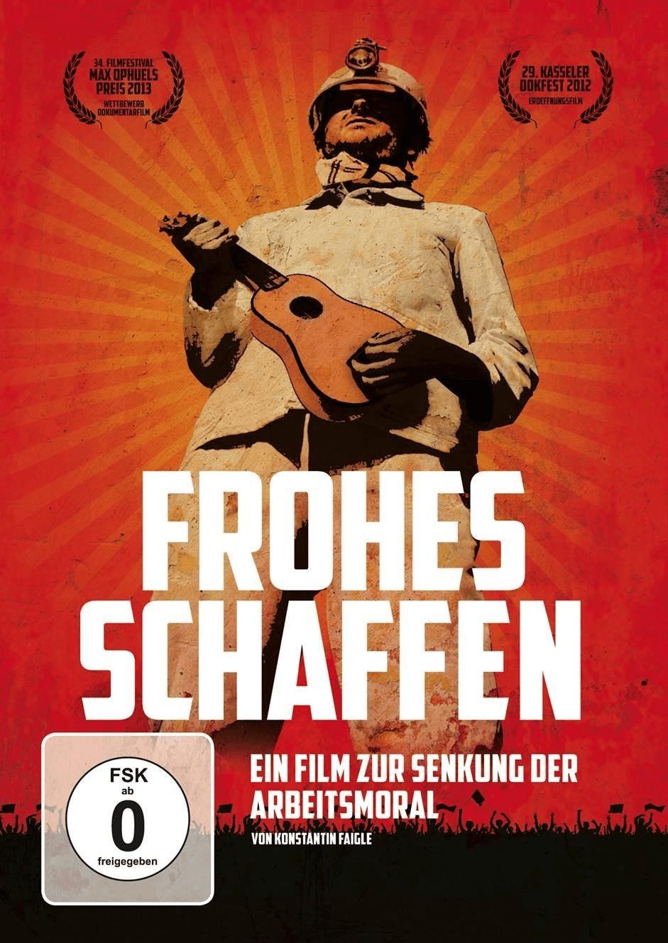 Frohes Schaffen - Ein Film zur Senkung der Arbeitsmoral [DVD]