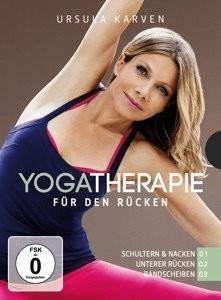 Ursula Karven - Yogatherapie 01 - 03 [3 DVDs]
