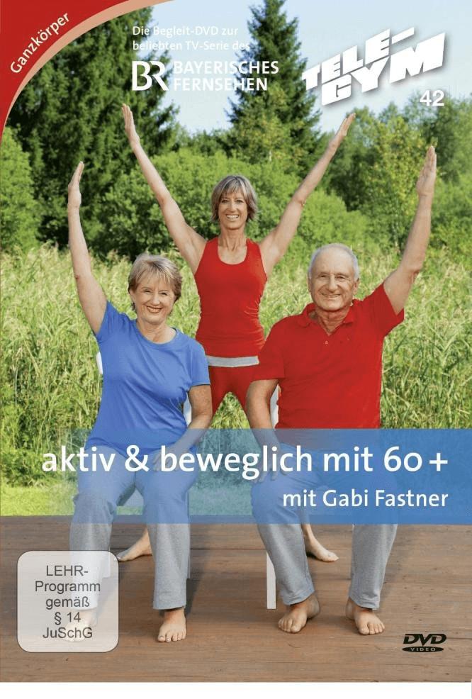 TELE-GYM 42 aktiv & beweglich mit 60+ [DVD]