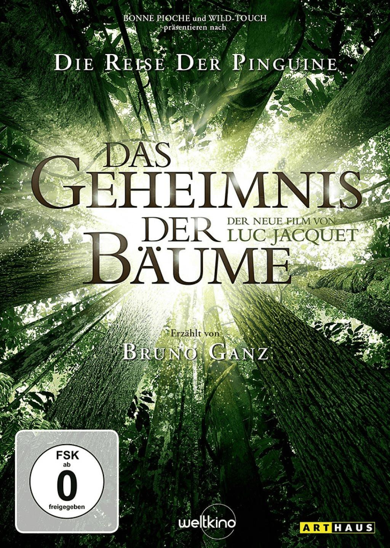 Das Geheimnis der Bäume [DVD]