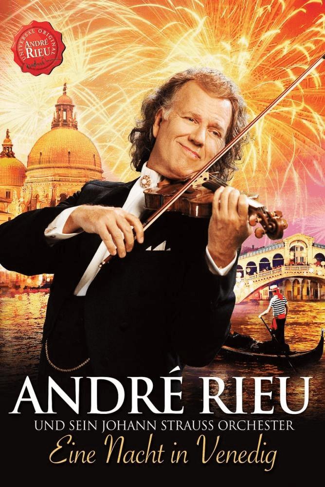 Eine Nacht In Venedig [DVD]