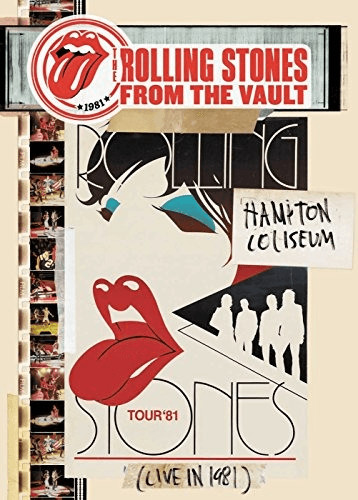 Image of Rolling Stones - Hampton Coliseum 1981 [DVD]