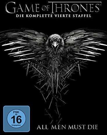 Game of Thrones - Die komplette vierte Staffel ...