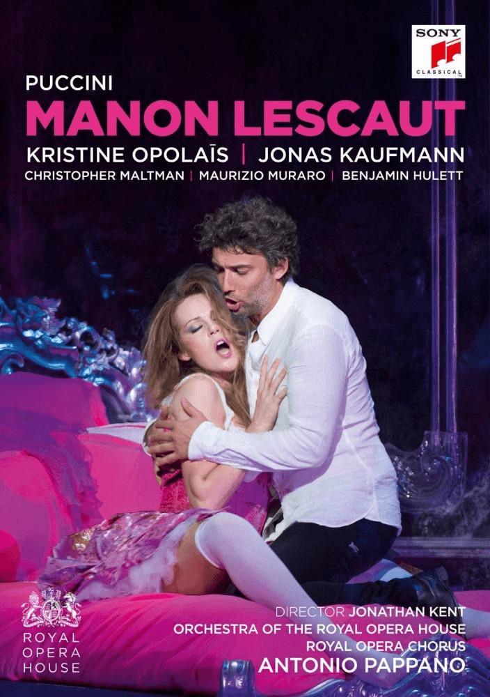 Puccini: Manon Lescaut [DVD]