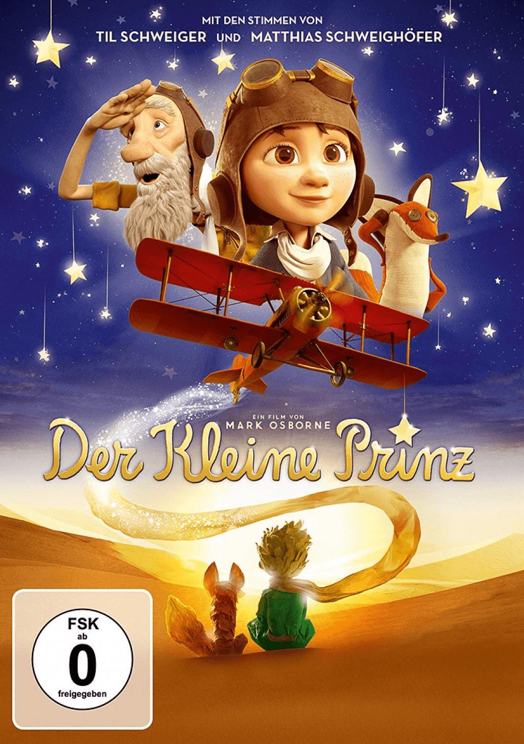 Der kleine Prinz [DVD]