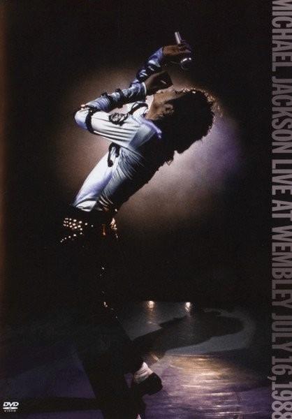 Michael Jackson - Live at Wembley - July 16, 1988 [DVD]