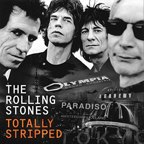Image of The Rolling Stones - Totally Stripped (+ 2 LP) [3 DVD]