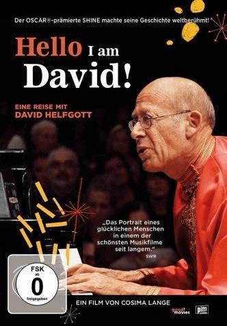 Hello I Am David! Eine Reise mit David Helfgott (OmU) [DVD]