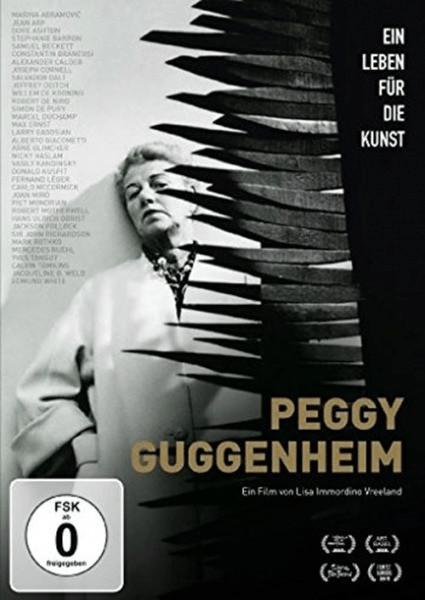 Peggy Guggenheim - Ein Leben für die Kunst [DVD]