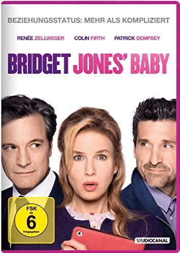 Bridget Jones´ Baby [DVD]