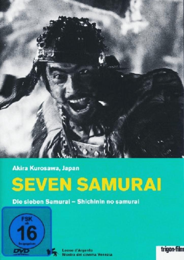 Die sieben Samurai (OmU) [2 DVDs]