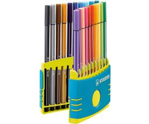 40 Bl. blau Leitz 5504 Büroheftgerät Groß NeXXt Kunststoff//Metall